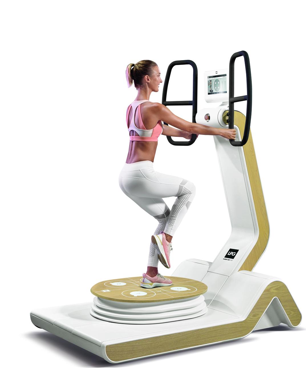 Huber 360 evolution fitness